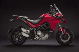 DUCATI Multistrada 1260, Red