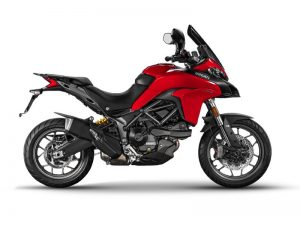 DUCATI Multistrada 950, Red