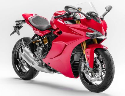 DUCATI Supersport S, Red