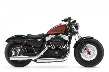 HARLEY-DAVIDSON Sportster XL 1200 Forty-Eight