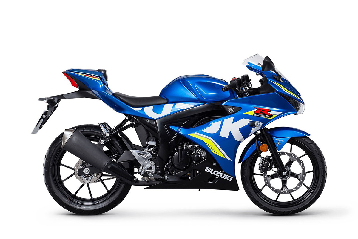 SUZUKI GSX-S 125A MotoGP