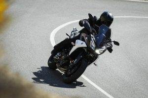 YAMAHA TRACER 900, TRACER 900 GT: Aποστολή στην Ισπανία