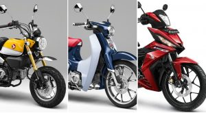 HONDA: Τρέλα, με 3 μοντέλα concept στην Έκθεση Μοτοσυκλέτας