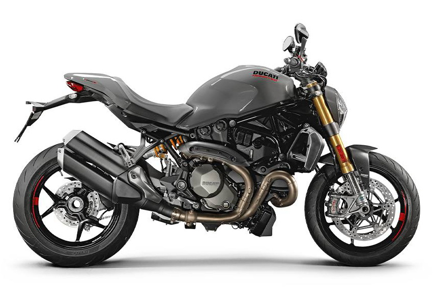 DUCATI Monster 1200 S, Grey