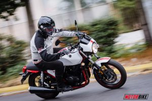 SYM WOLF 300i Cafe Racer, Super Test: Mεταμοντέρνο… ρετρό