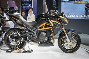 ΑΠΟΚΛΕΙΣΤΙΚΟ: Το Kymco K-Rider 400 βγαίνει στην παραγωγή!