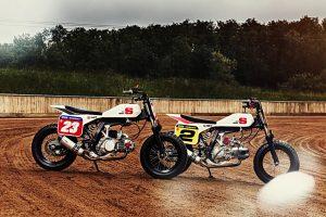 SUNDAY MOTORS: Flat Track δι' αρχαρίους