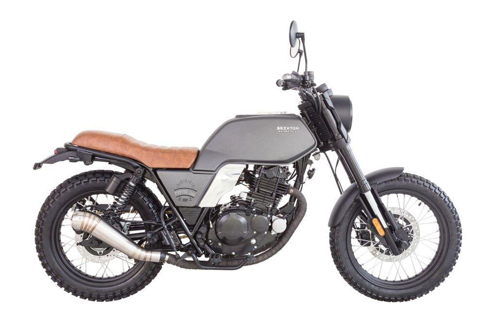 BRIXTON GLANVILLE 250 X