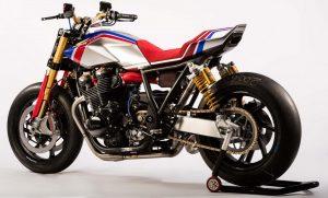 HONDA CB1100 TR CONCEPT: Δώστε μοτοσυκλέτα στο λαό