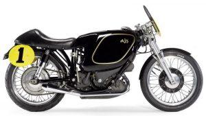 """ΘΡΥΛΙΚΕΣ ΜΟΤΟΣΥΚΛΕΤΕΣ: AJS 500 """"Porcupine"""", 1945-1954"""