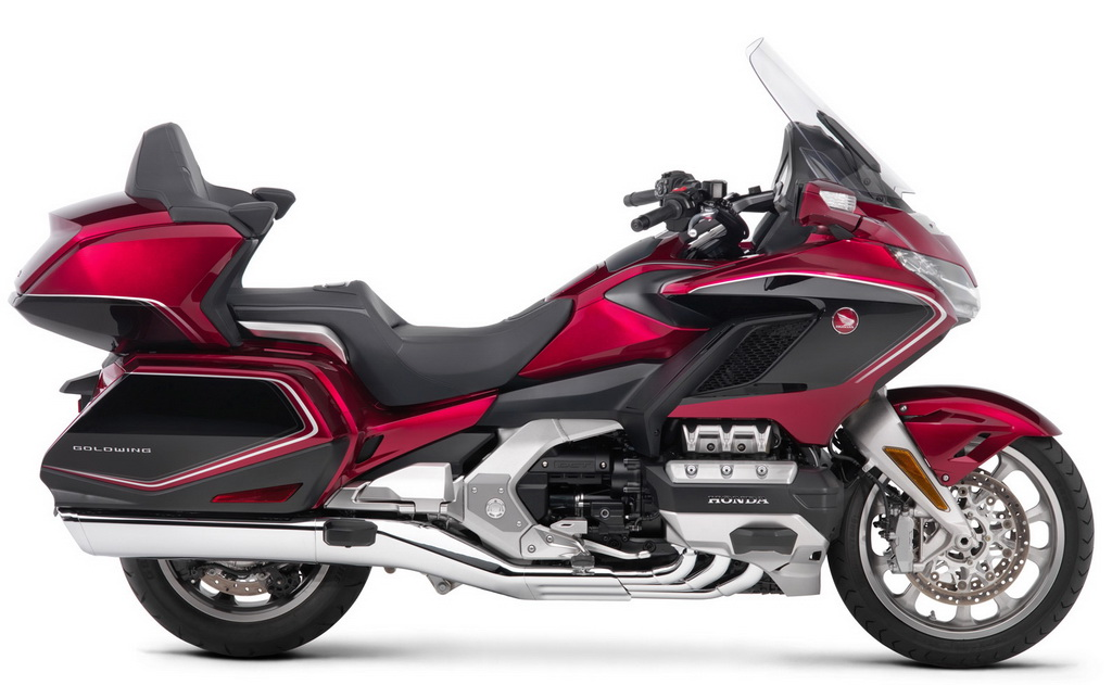 HONDA GL 1800 GOLD WING TOUR DCT