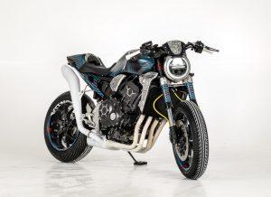 HONDA CB1000R Neo Daemon: Ιδέες πάνω στο νέο χιλιάρι