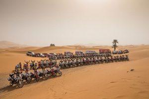 "AFRICA TWIN EPIC TOUR: Οι Ισπανοί ""κατακτούν"" το Μαρόκο"