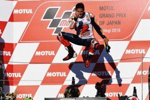 MOTOGP GURU 2018, No16: Tερμάτισε τις πίστες στην Ιαπωνία ο Marquez