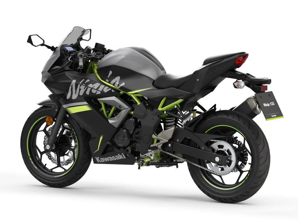 Kawasaki revela a nova Ninja 125 2019 que lançará no