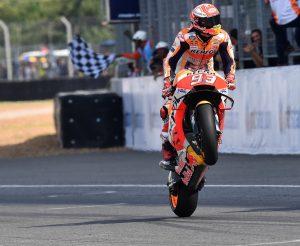 MOTOGP GURU 2018, No15: Βασιλιάς της Ταϊλάνδης ο Marquez