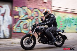 GEMINI SCRAMBLER 125, Super Test: Δυνατός λύτης