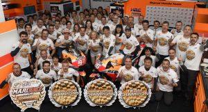 HONDA, MotoGP 2018: 2ος συνεχόμενος τίτλος MotoGP Triple Crown