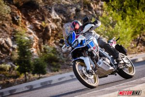 HONDA CRF1000L AFRICA TWIN ADVENTURE SPORTS DCT, Super Test: Αυτόματη Αφρικάνα