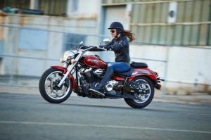 ΗΠΑ: Στο 20% οι γυναίκες μοτοσυκλετίστριες!