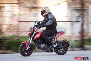 BENELLI TORNADO NAKED T 125, Super Test: H έκπληξη!