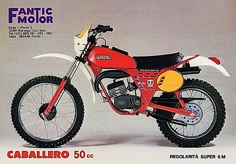 FANTIC MOTOR CABALLERO 500: Tα 50cc του '69, έγιναν 500 το 2019