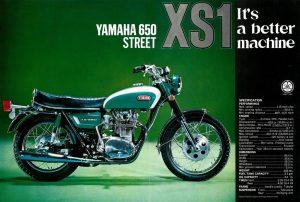 "YAMAHA XS 650, 1970: Η πρώτη ""μεγάλη"" της Yamaha!"