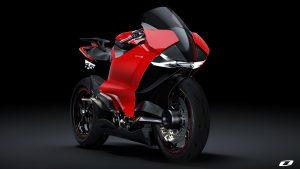 DUCATI: Δοκιμάζεται και εξελίσσεται ηλεκτρική μοτοσυκλέτα!