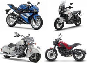 ΑΝΑΚΛΗΣΕΙΣ x 4 στην Ελλάδα: KTM, Yamaha, Benelli, Indian
