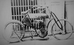 ΙΣΤΟΡΙΑ: NS 1909, Η πρώτη γιαπωνέζικη μοτοσυκλέτα της ιστορίας
