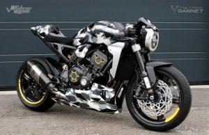 HONDA CB 1000R: Radical… από την Fuhrer Moto