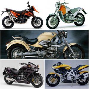 ΑΦΙΕΡΩΜΑ: 5 από τις ασχημότερες μοτοσυκλέτες... ever