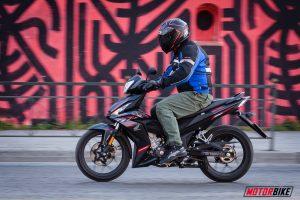 HONDA GTR 150, Super Test: Η αυτοκρατορία αντεπιτίθεται