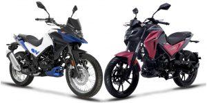 SYM NH-Χ 125, SYM NH-Τ 125, 2019: Ένα Naked κι ένα Crossover 125cc