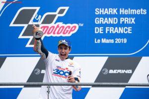 HONDA MOTOGP: 300 νίκες για τη Honda στην κορυφαία κατηγορία