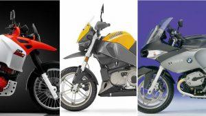 ΑΦΙΕΡΩΜΑ: Άσχημες μοτοσυκλέτες – η περιπέτεια συνεχίζεται, Vol. 2