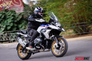 BMW R 1250 GS HP, Super Test: Boxer σε φόρμα – έτοιμος για αγώνα