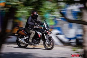 BENELLI TRK 251, Super Test: Το τουριστικό Supermotard