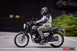 KAWASAKI W 800, Super Test: Για πάντα W