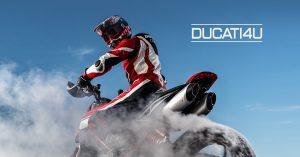 Ducati4U: Το χρηματοδοτικό πρόγραμμα συνεχίζεται και τον Ιούλιο