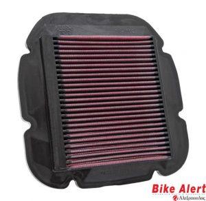 K&N: Βελτιωτικό φίλτρο αέρα για Suzuki V-Strom 650