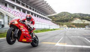 DUCATI CHINA PANIGALE CUP: Aποκλειστικά για Κινέζους Ducatisti!
