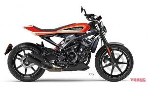Harley-Davidson: Έρχονται μικροί κυβισμοί με κινεζική βοήθεια
