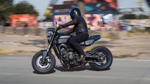 YAMAHA XSR 900: Αγνώριστο από την JvB-moto
