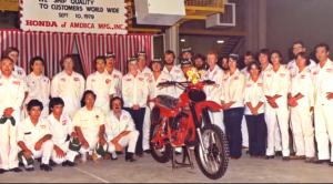 HONDA: Γιορτάζοντας τα 40 χρόνια του εργοστασίου στις ΗΠΑ