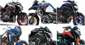 ΓΕΡΜΑΝΙΑ 2019: Tα best seller και οι πωλήσεις μοτοσυκλετών 8μήνου