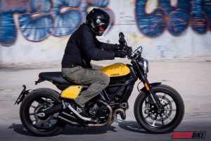 DUCATI SCRAMBLER 800 FULL THROTTLE, Super Test: Ιταλο-Αμερικάνα