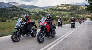 EKO DUCATI TOUR: 850 χιλιόμετρα απολαυστικής οδήγησης