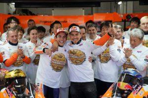 MOTOGP, 2019: Η Honda τριπλή πρωταθλήτρια!