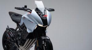 Honda CB4X Concept: Έρχεται τετρακύλινδρο Street Adventure